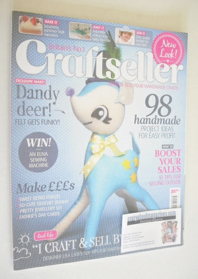 <!--2013-06-->Craftseller magazine (June 2013 - Issue 24)