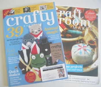 Crafty magazine (Issue 5)