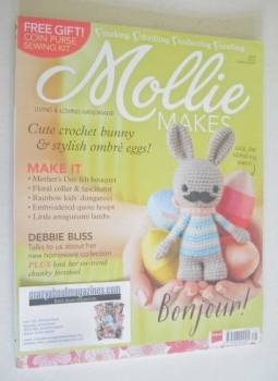 Mollie Makes magazine (Issue 38)