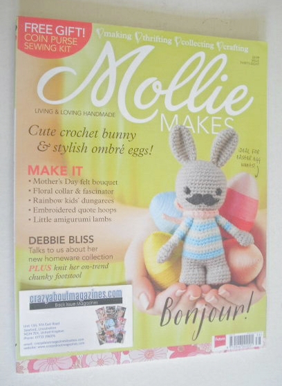 <!--0038-->Mollie Makes magazine (Issue 38)