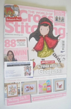 The World Of Cross Stitching magazine (September 2013 - Issue 206)