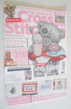 The World Of Cross Stitching magazine (July 2013 - Issue 204)