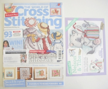 The World Of Cross Stitching magazine (August 2013 - Issue 205)