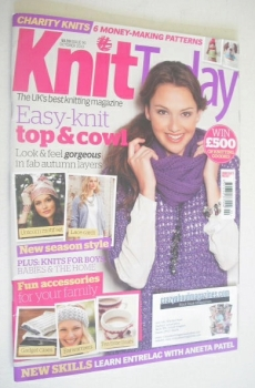 Knit Today magazine (Issue 90 - October 2013)
