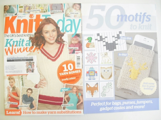 <!--2012-07-->Knit Today magazine (Issue 87 - July 2013)