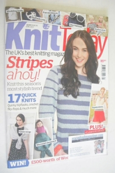 <!--2012-06-->Knit Today magazine (Issue 86 - June 2013)
