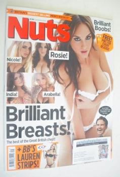 Nuts magazine - Rosie Jones cover (3-9 August 2012)