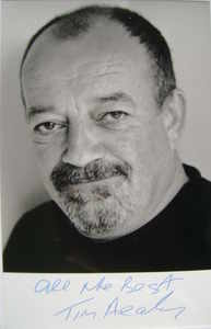 Tim Healy autograph