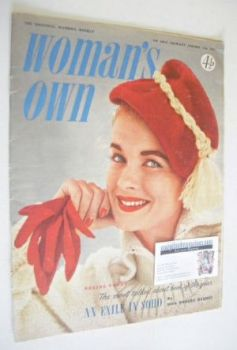 <!--1953-01-15-->Woman's Own magazine - 15 January 1953