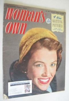 <!--1953-01-29-->Woman's Own magazine - 29 January 1953