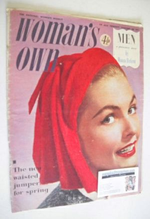<!--1953-02-05-->Woman's Own magazine - 5 February 1953
