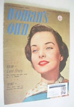 <!--1953-02-12-->Woman's Own magazine - 12 February 1953