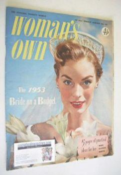 <!--1953-02-26-->Woman's Own magazine - 26 February 1953