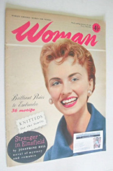 Woman magazine (28 January 1956)