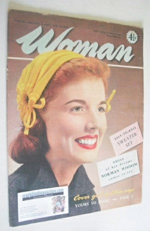 <!--1956-01-14-->Woman magazine (14 January 1956)