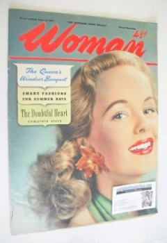 Woman magazine (13 June 1953)