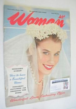 Woman magazine (7 March 1953)
