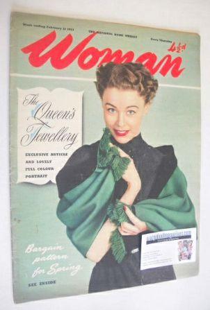 <!--1953-02-21-->Woman magazine (21 February 1953)