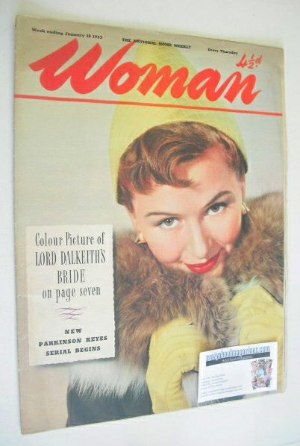 <!--1953-01-10-->Woman magazine (10 January 1953)