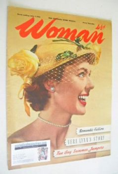 Woman magazine (5 July 1952)