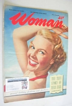 Woman magazine (28 June 1952)