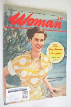 Woman magazine (21 June 1952)