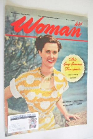 <!--1952-06-21-->Woman magazine (21 June 1952)