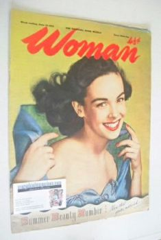 Woman magazine (14 June 1952)