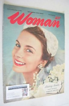 Woman magazine (17 May 1952)