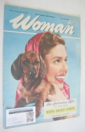 <!--1952-04-26-->Woman magazine (26 April 1952)