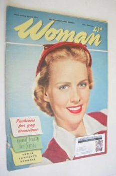 Woman magazine (5 April 1952)