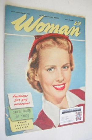 Woman magazine back issues