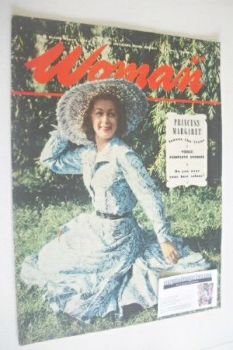 Woman magazine (12 August 1950)
