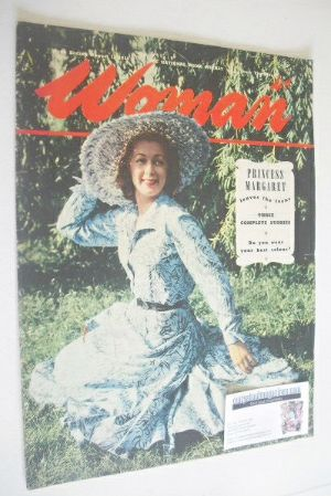 <!--1950-08-12-->Woman magazine (12 August 1950)