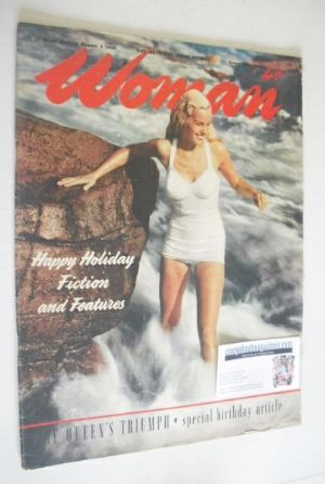 <!--1950-08-05-->Woman magazine (5 August 1950)
