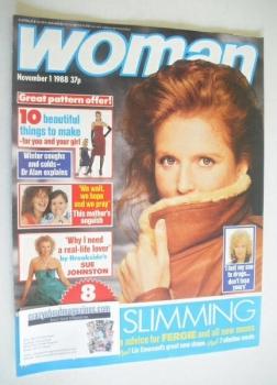 Woman magazine - Sarah Ferguson cover (1 November 1988)