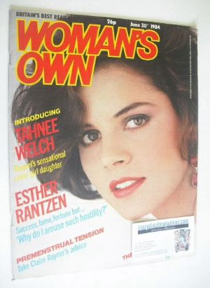 <!--1984-06-30-->Woman's Own magazine - 30 June 1984