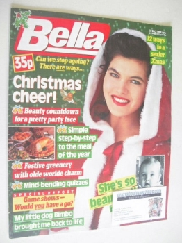 Bella magazine - 23 December 1989
