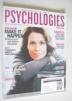 <!--2009-01-->Psychologies magazine - January 2009 - Sigourney Weaver cover