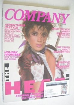 Company magazine - August 1985