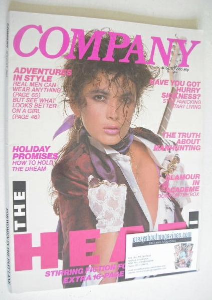 <!--1985-08-->Company magazine - August 1985