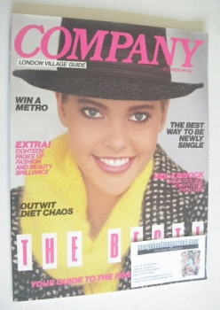 Company magazine - October 1983
