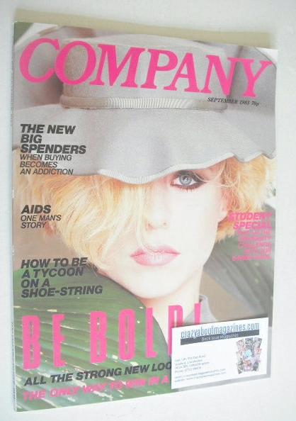 <!--1983-09-->Company magazine - September 1983