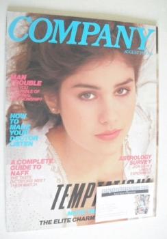 Company magazine - August 1983