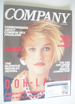 Company magazine - July 1983