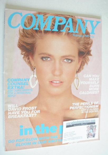 <!--1983-02-->Company magazine - February 1983