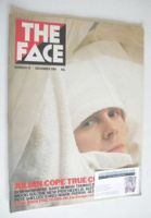 <!--1981-11-->The Face magazine - Julian Cope cover (November 1981 - Issue 19)