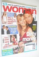 <!--2006-04-10-->Woman magazine - Bradley Walsh and Jane Danson cover (10 April 2006)