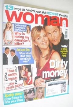 Woman magazine - Bradley Walsh and Jane Danson cover (10 April 2006)