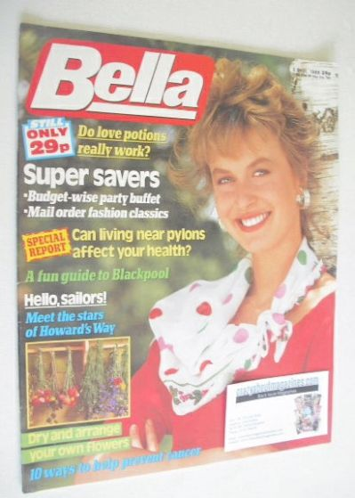 <!--1988-09-03-->Bella magazine - 3 September 1988